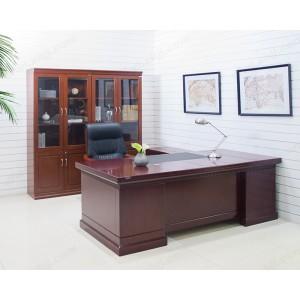 老板桌 时尚办公桌 现代老板桌 大中班台