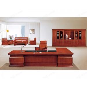 简约老板桌 大班台 总裁桌 经理办公桌