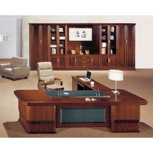 老板桌 时尚办公桌 现代老板桌大中班台