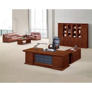 办公桌 老板桌 实木主管台 大班台