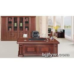 现代班台 老板室办公台