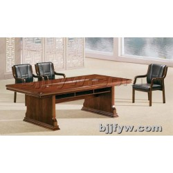 时尚会议桌 开会条形桌