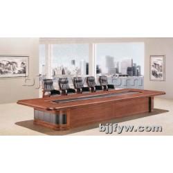 北京君发永旺会议桌 大型条桌