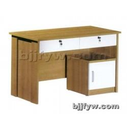 北京君发永旺办公桌 现代电脑桌