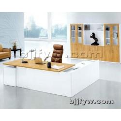 板式老板桌 时尚经理台
