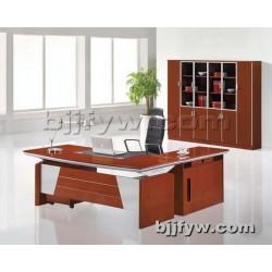 现代板式班台 时尚总裁桌
