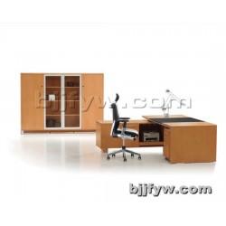 现代板式大班台 时尚总裁办公桌