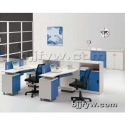 多人屏风办公桌 职员电脑桌
