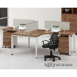 职员桌 办公桌 屏风隔断桌