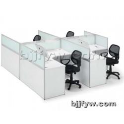现代屏风办公桌 职员电脑桌