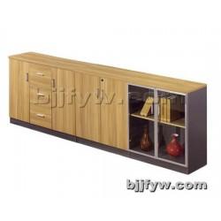 板式书柜 落地柜 储物小柜