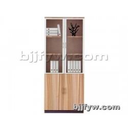 木质书柜 胶板书柜 组合文件柜