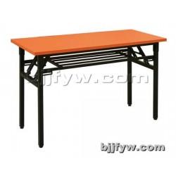 北京阅览桌 钢木培训桌 学习桌