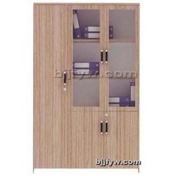 木制文件柜 板式书柜 落地柜