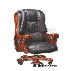 北京老板转椅 升降实木班椅