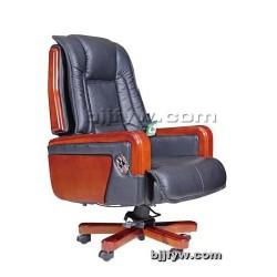北京实木大班椅 可躺转椅