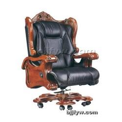 北京老板椅 升降转椅 实木椅