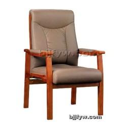 北京会客椅 实木接待椅