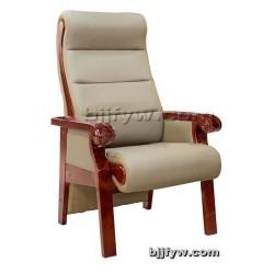 现代四角椅 带扶手会议椅