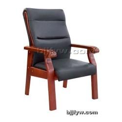 北京实木接待椅子 时尚会议椅