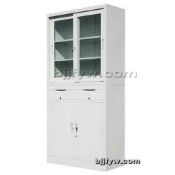 二屉移门柜(分体) 多屉柜 双节柜 玻门柜