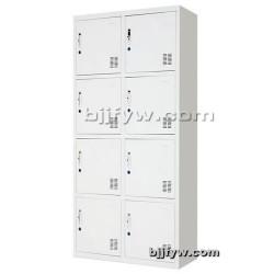 北京铁皮柜 八门更衣柜 储物柜