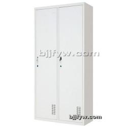 二门更衣柜 储物柜 员工换衣柜