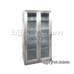 不锈钢器械柜 玻门柜 不锈钢柜子