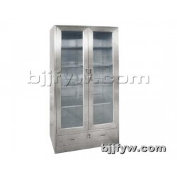 北京不锈钢器械柜 玻门柜