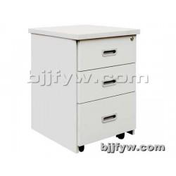 木制活动柜 可移动矮柜 资料柜