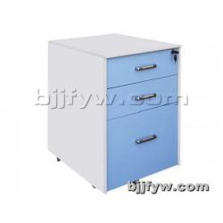 钢制活动柜 移动文件柜 储物矮柜