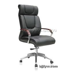 北京君发永旺 办公椅 真皮老板椅 时尚升降转椅会议椅职员椅