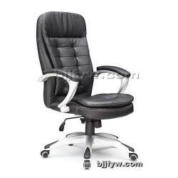 北京君发永旺 老板椅 真皮时尚办公座椅 可躺牛皮大班椅