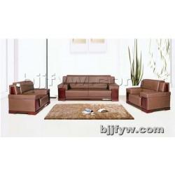 北京 现代简约商务沙发 会客接待办公室沙发