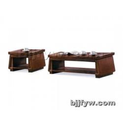 北京 实木茶几 简约中式茶桌椅组合 办公室功夫泡茶台