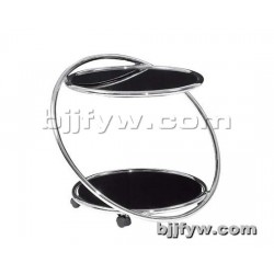 北京 时尚小户型客厅沙发边桌 小圆桌 创意圆形简约移动小茶几