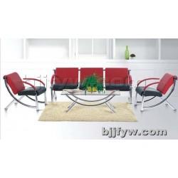 北京 休闲沙发现代简约办公沙发 接待会客区沙发