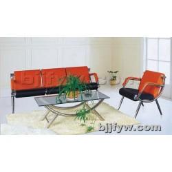 北京 简易办公沙发 接待会客皮沙发 厂家直销