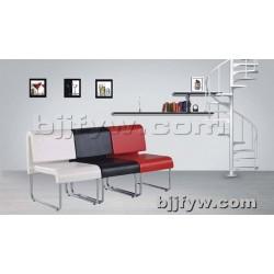 北京 休闲办公沙发 三人位简易现代办公沙发 厂家直销
