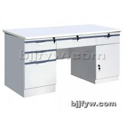 北京钢制办公桌 员工电脑桌