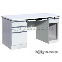 钢制办公桌 职员桌 加厚电脑桌