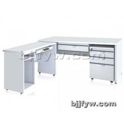 钢制办公桌 电脑桌 带锁职员桌