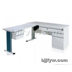 钢制办公桌 职员桌 钢架卓