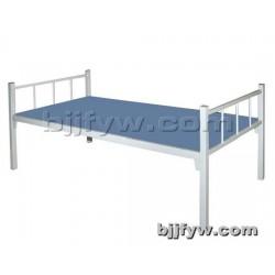 北京君发永旺 单人床铁艺宿舍学生床 硬板床员工床 厂家直销