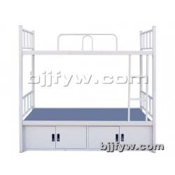 北京 上下床 双层床铁艺床 加厚床 宿舍床 厂家直销