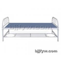 北京 加厚铁床 双层床 学生单人床 铁艺架子床