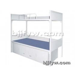 北京 上下床铁床 双层床 员工宿舍床上下铺铁床 高低铁床