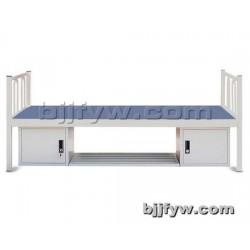 北京 单人床铁艺 宿舍学生床 硬板床员工床  厂家直销