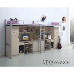 北京 宿舍公寓 环保学生床 高低床 厂家直销