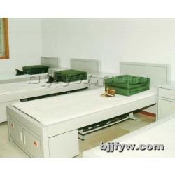 北京 单人床 部队板式钢制单人床 宿舍单人床